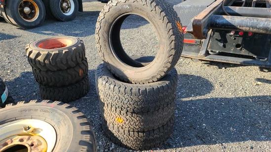 4x  285 65 20 Tires