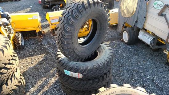 4x 9-16 Tires