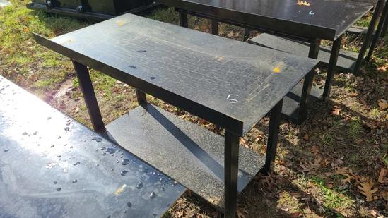 "Hd Shop Table 60"""