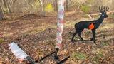 Dueling tree target