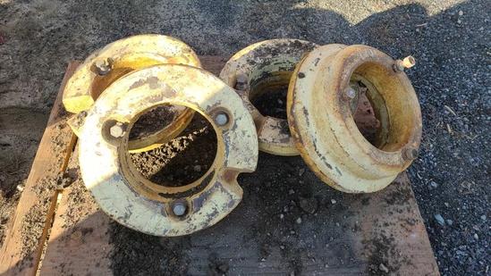 4x wheel weights