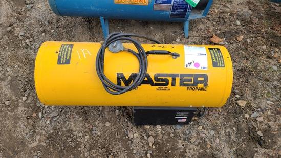 Master Propane Heater