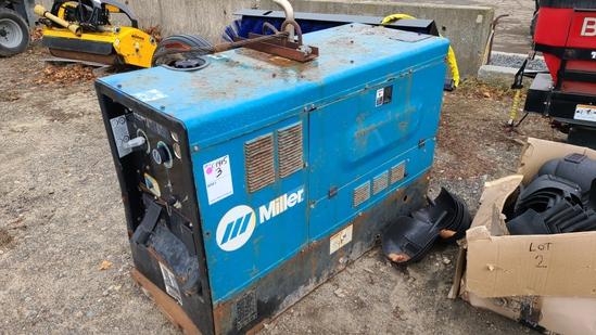 Miller big blue 400 p welder