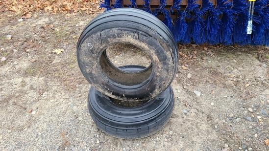 (2) 10.75-15.3 Tires