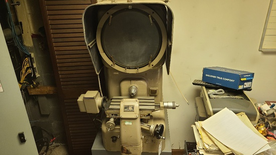 (2) Optical Comparator