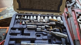 Assorted Tools and Wrenches