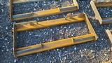 Skid Steer Mount Plate
