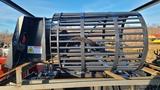 Hydraulic Mini Trommel Screen - Fits Skidsteer