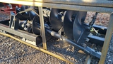 hydraulic Auger with (2) Bits