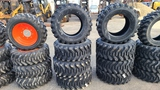 (4) New camso 12-16.5 tires