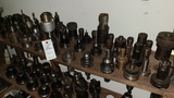 Assorted Collets and Tool Holders