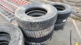 (4) Loadmaster Tires