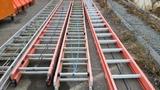 Fiberglass Extension Ladder