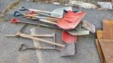 Lot - Misc. Shovels