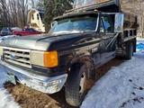 1991 Ford F350 Dump Truck