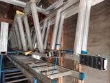 (3) Aluminum Extension Ladders