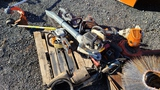 Lot - Trimmers, blowers, etc