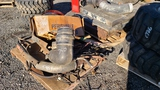 (2) Pallets - Mack Parts, Radiator, etc