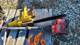Homelite Trimmer & Chainsaw