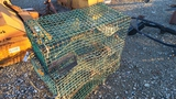 (3) Lobster Traps