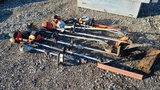 Lot - Trimmers and Chippers
