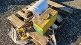 Pallet lot - Misc Tools
