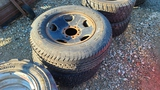 (2) 275 70 15 tires