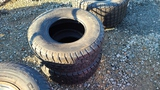 (2) 32x11.5x15 tires