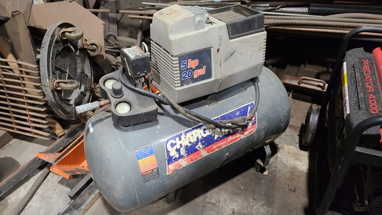 Charge air pro 20 gallon compressor
