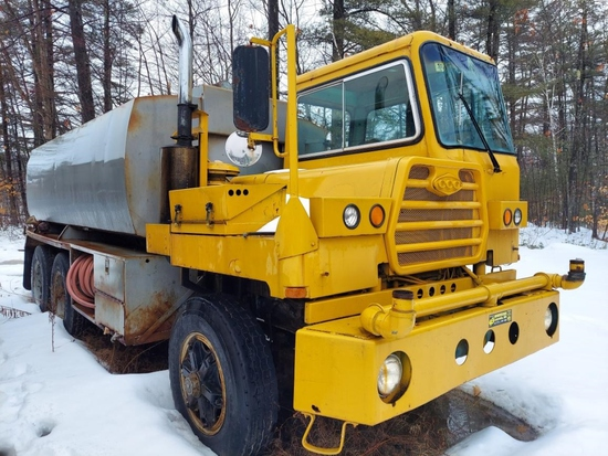 1972 Ccc Water Truck