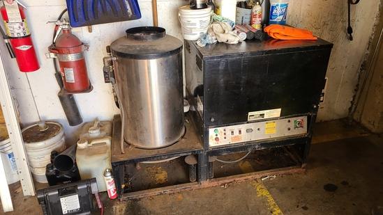 Power master pressure washer