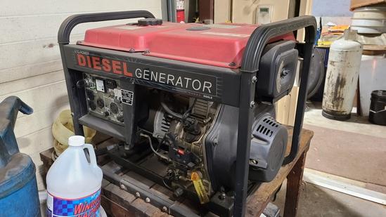 Etq Power Diesel Genset