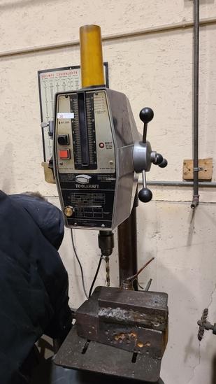 Toolkraft drill press