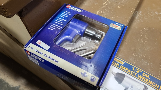 1 5/8 stroke hammer