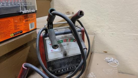 Christie battery tester