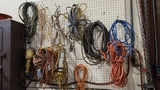 Electrical cables - wall lot