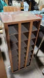 New nut and bolt cabinet