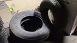 (3) misc. Tires