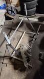 Shingle hoist with winch