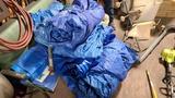 Lot of tarps