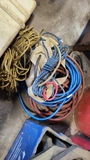 Lot rope and hoses
