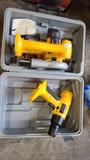 Slaymaker drill and circular saw