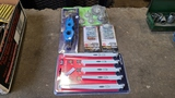 Lot - assorted tooling