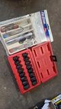 Socket set and test kit