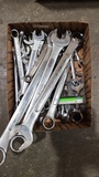 Lot - assorted wrenches