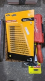 Lot - assorted drill bits and drivers