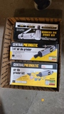 Lot - new air tools