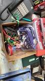 Box lot - bungie cords