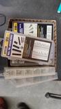 Box lot - fasteners, screws