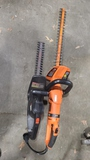 (2) electric trimmers